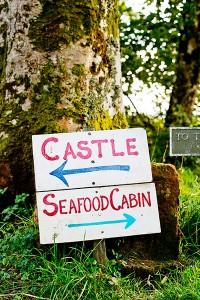 SeafoodCabin_JamesMurphy_CastleCabinSign