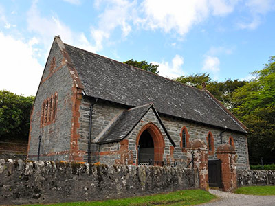 Skipness Church
