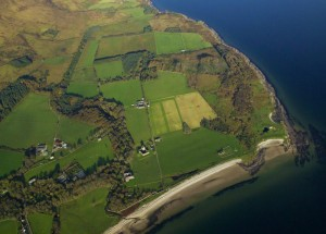 Skipness_estate_aerial